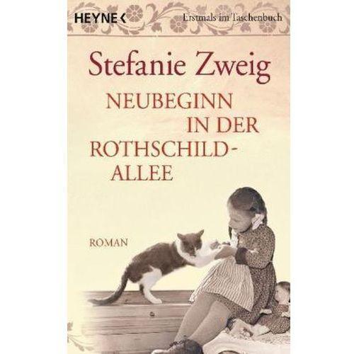 Neubeginn in der Rothschildallee, Zweig, Stefanie