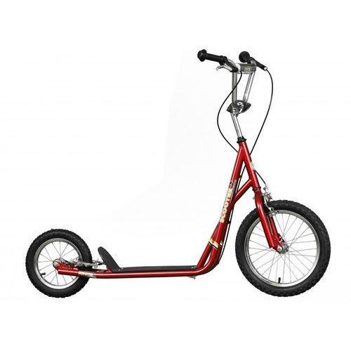 Hulajnoga DAWSTAR Scooter 16 Czerwony + DARMOWY TRANSPORT! + Zamów z DOSTAWĄ JUTRO! ze sklepu ELECTRO.pl