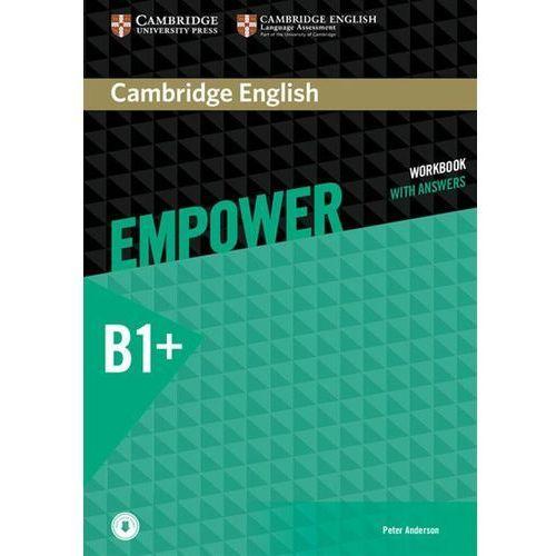 Empower Intermediate. Ćwiczenia z Odpowiedziami + Downloadable Audio (2015)