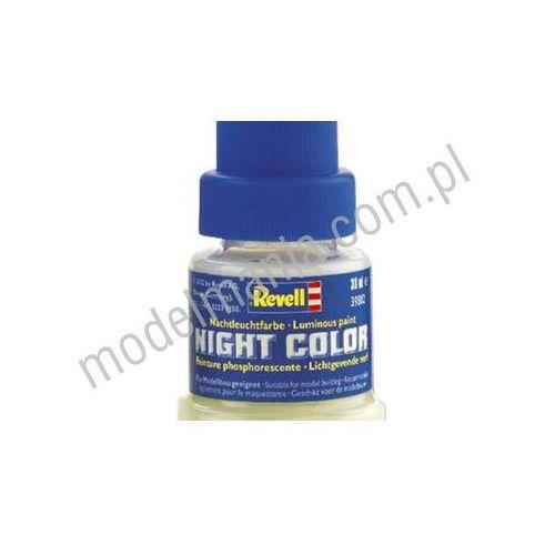 Farba bezbarwna fosforyzująca, night color / 30ml 39802 marki Revell