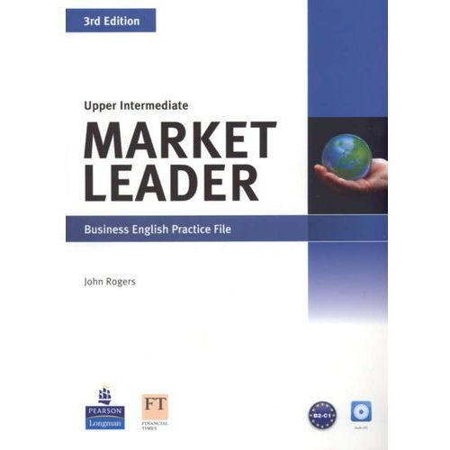 Market Leader Upper Intermediate. Practice File + CD, Pearson Longman