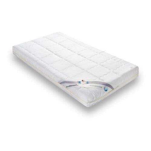 Materac do łóżeczka dziecięcego dla waszego niemowlęcia baby white, 70x140 cm marki Perdormire
