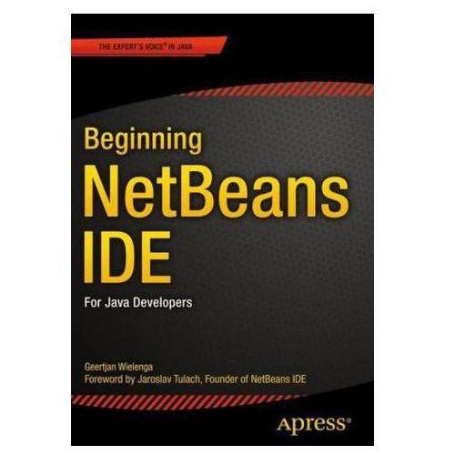 Beginning NetBeans IDE (9781484212585)