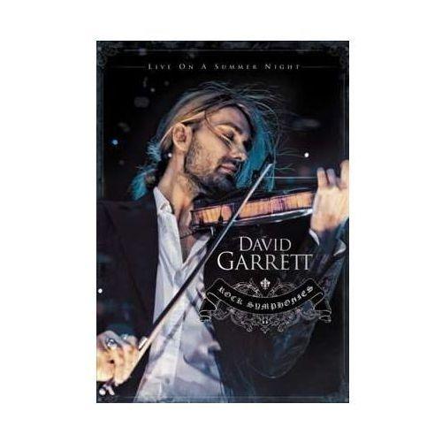 ROCK SYMPHONIES-LIVE ON A SUMMER NIGHT - David Garrett (Płyta DVD)