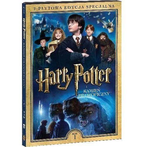 Harry Potter i Kamień Filozoficzny (2-płytowa edycja specjalna) (DVD) - Chris Columbus