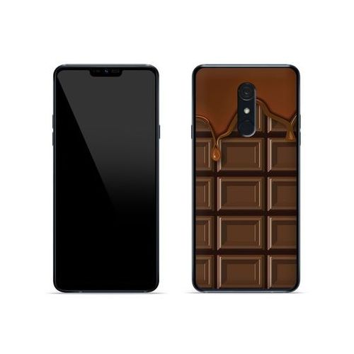 Etuo fantastic case Lg g7 fit - etui na telefon fantastic case - tabliczka czekolady