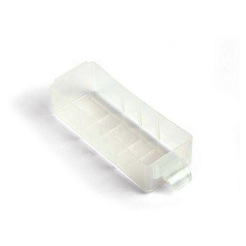 Szuflada przejrzysta, polipropylen,wys. wewn. x szer. x głęb. 35 x 52 x 138 mm, typ A