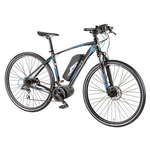 """Crossowy rower elektryczny inSPORTline Devron 28163 28"""" - model 2017, 19"""" (8596084066473)"""