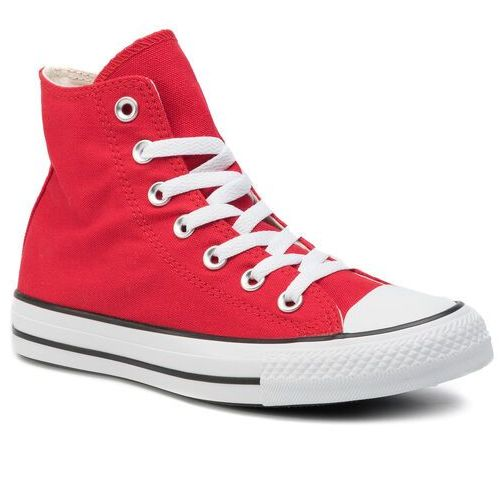 Converse Trampki - ctas hi 165695c enamel red/white/b