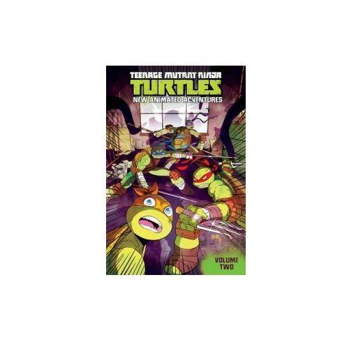 Teenage Mutant Ninja Turtles: New Animated Adventures Volume (9781613779620)