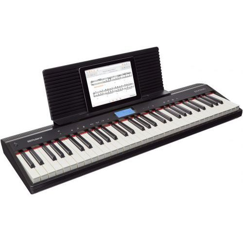 go piano pianino cyfrowe marki Roland