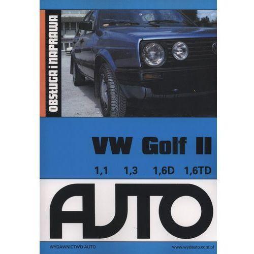 VW Golf II Obsługa i naprawa (2018)
