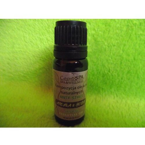 CosmoSPA- Kompozycja naturalnych olejków anty-stress 10 ml