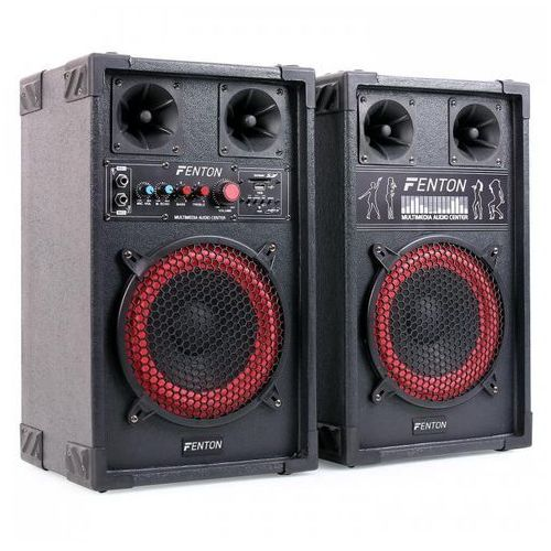 Fenton Spb-8 pa zestaw aktywny i pasywny głośnik 400w