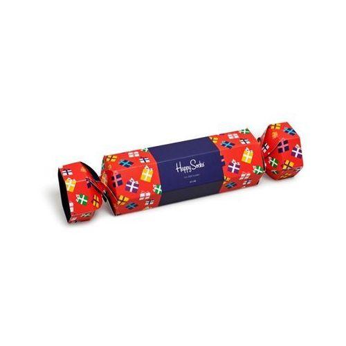 Happy socks Skarpetki giftbox big dot cracker (2-pak) sxgif02-4300 - multicolor