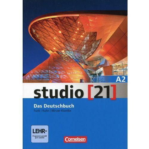 Studio 21 A2 Das Deutschbuch + DVD (2015)