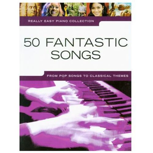 PWM 50 FANTASTIC SONGS. REALLY EASY PIANO