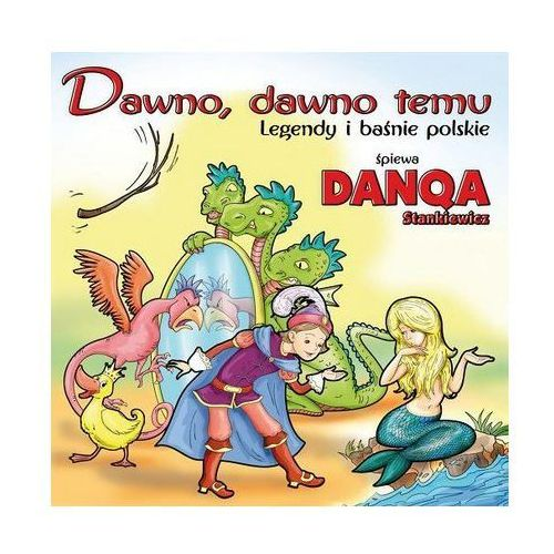 Agencja artystyczna mtj Dawno, dawno temu - praca zbiorowa (płyta cd) (5906409106594)
