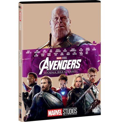 Anthony russo, joe russo Avengers: wojna bez granic (dvd) kolekcja marvel (płyta dvd) (7321941506738)