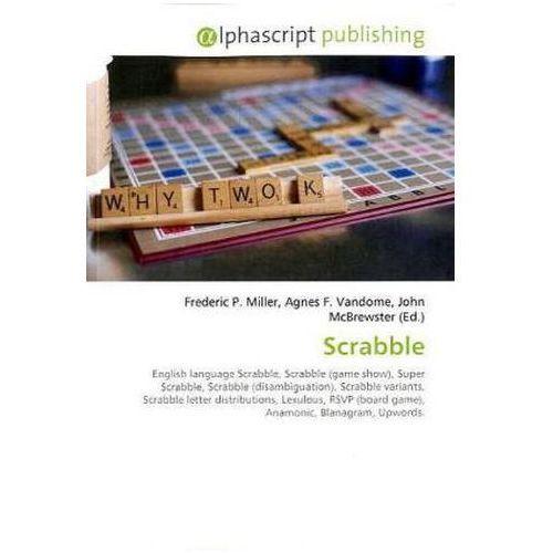 Scrabble (9786130046385)