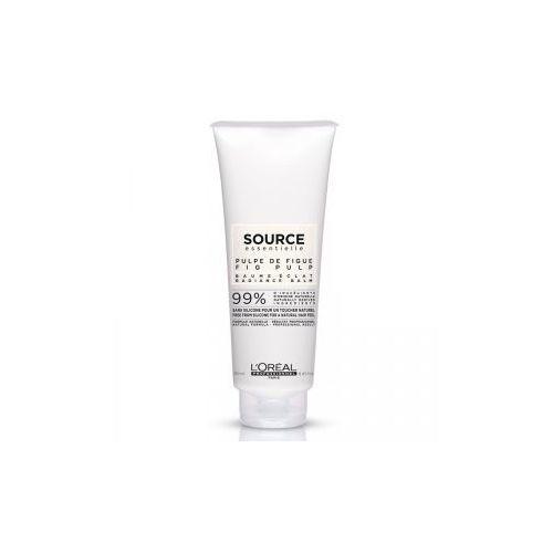 L'Oreal Source Essentielle Radiance Balm naturalna maska do włosów koloryzowanych 250ml, L72-E2647000