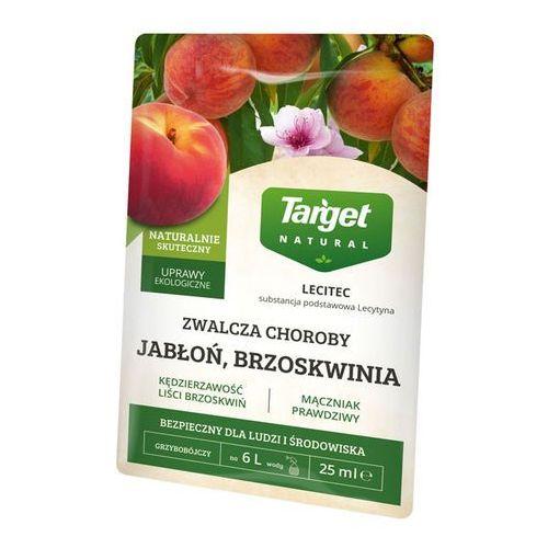 Target Preparat grzybobójczy lecitec jabłoń brzoskwinia 25 ml (5901875008311)