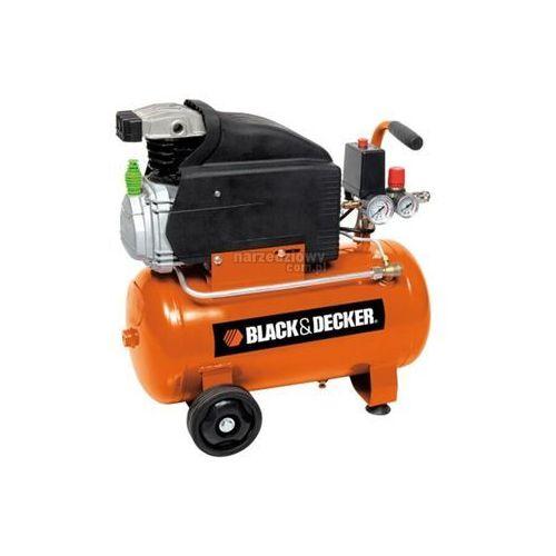 BLACK&DECKER Kompresor olejowy CP2525 (produkt wysyłamy w 24h) TRANSPORT GRATIS !