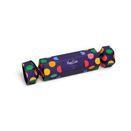 Skarpetki giftbox big dot cracker (2-pak) sxbdo02-6500 - multikolor marki Happy socks