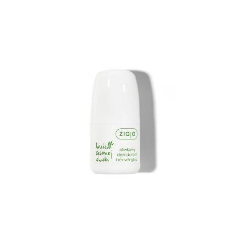 liście zielonej oliwki dezodorant w kulce 60 ml marki Ziaja