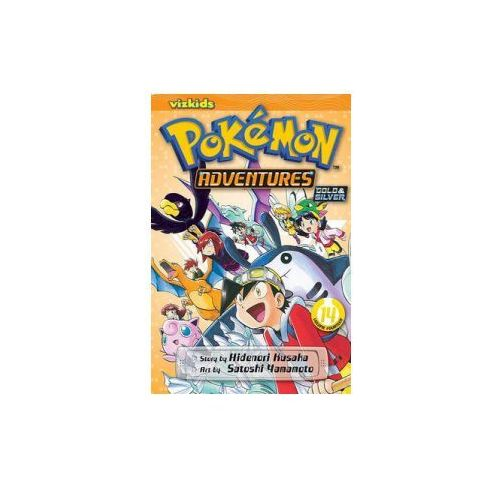 Pokemon Adventures (Gold and Silver), Vol. 13 (9781421535487)