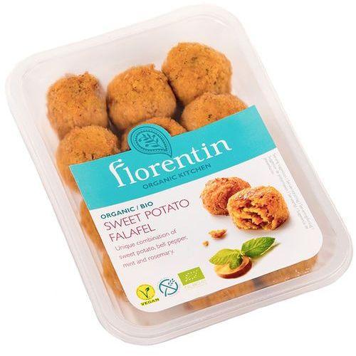 Falafel ze słodkimi ziemniakami bezglutenowy bio 240 g - florentin marki Florentin (humusy, falafel, pita, pasty bio)
