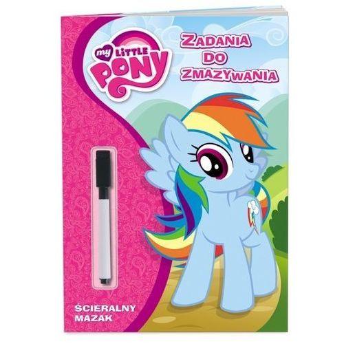 My Little Pony Zadania do zmazywania PTC 201 - Praca zbiorowa (9788325318505)