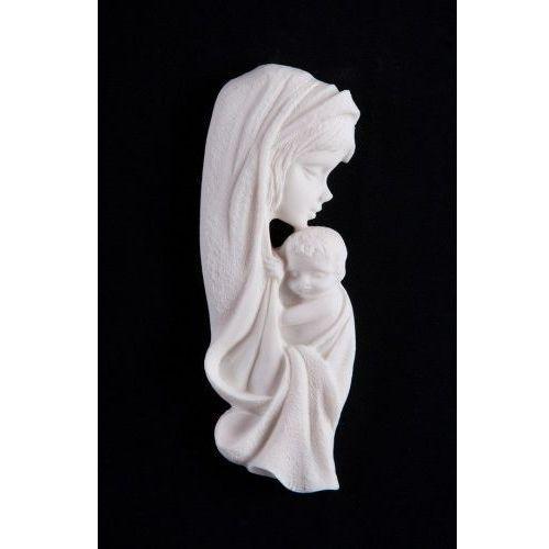 Figura matka boża z dzieciątkiem, do powieszenia marki Produkt polski