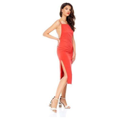 Sukienka Varadero w kolorze czerwonym, kolor czerwony