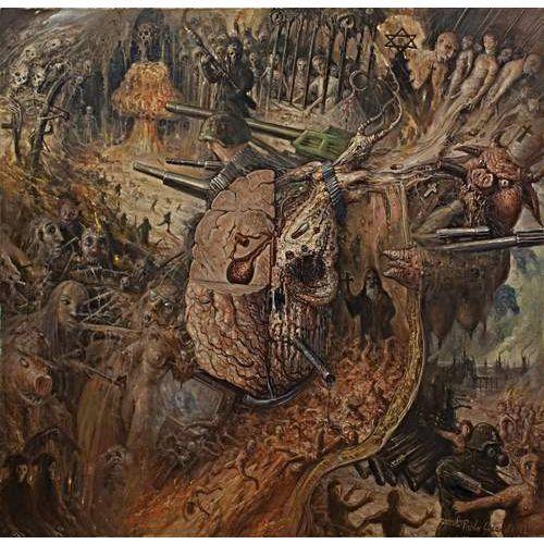 Southern lord Manifest decimation - power trip (płyta cd)