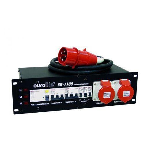 Eurolite sb-1100 dystrybutor 32a
