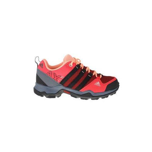 Adidas Buty dla dzieci terrex ax2 cp k - czerwony