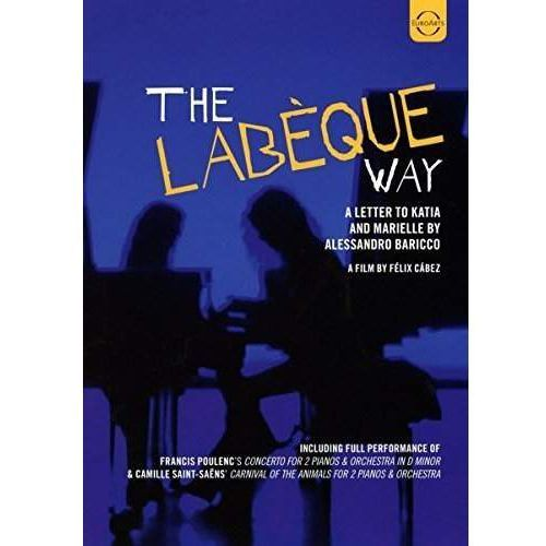 Warner music Euroarts - the labeque way - a letter to katia and marielle by alessandro baricco - directed by felix cabez (0880242640581)