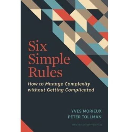 Six Simple Rules (9781422190555)