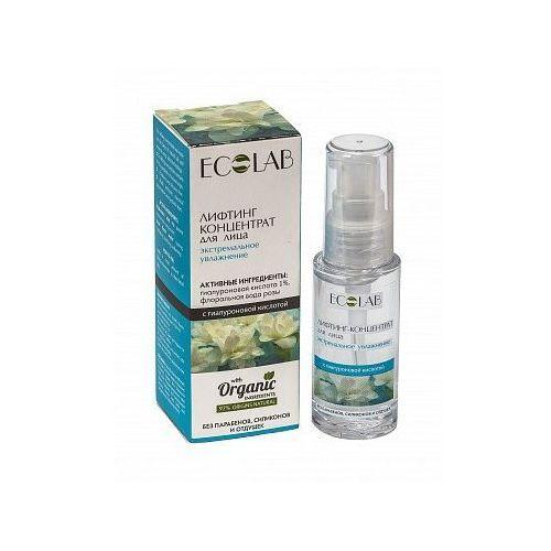 EO Laboratorie - Liftingujący koncentrat do twarzy z kwasem hialuronowym, 2585-0