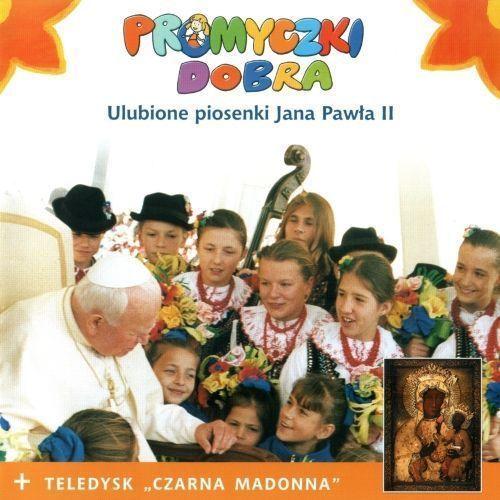 Promyczki dobra Ulubione piosenki jana pawła ii - cd
