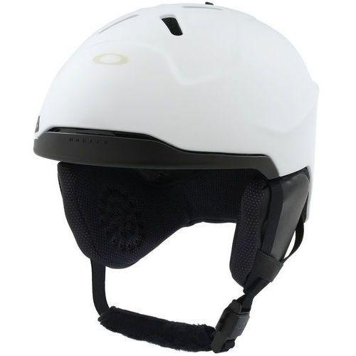 Oakley MOD3 Factory Pilot Kask zimowy, white M | 55-59cm 2020 Kaski narciarskie