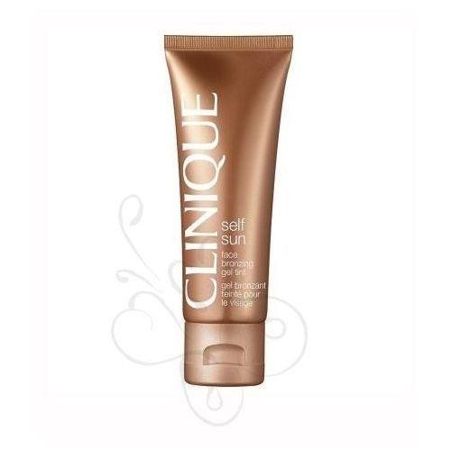 Clinique Face bronzing gel tint delikatnie brązujący żel do twarzy 50ml