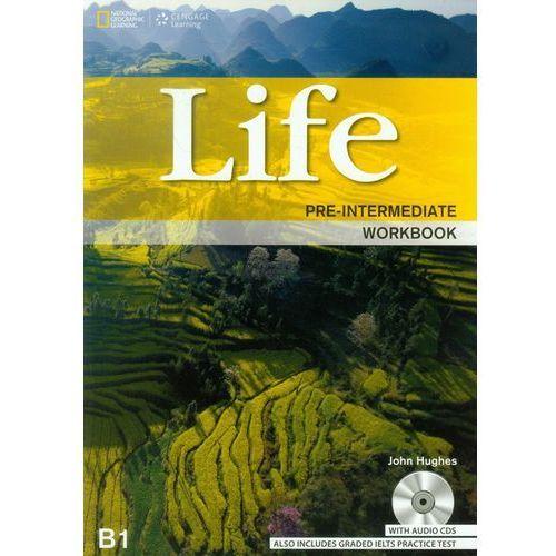 Life Pre-Intermediate Ćwiczenia + CD (9781133316138)