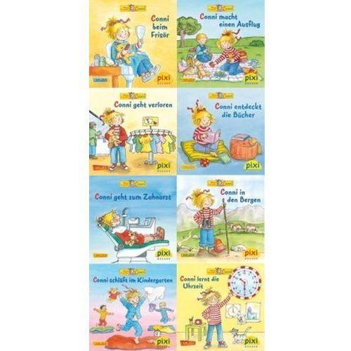 Pixi-Buch 1993-1999, 2001 (Neues von Conni), 8 Hefte (9783551044167)