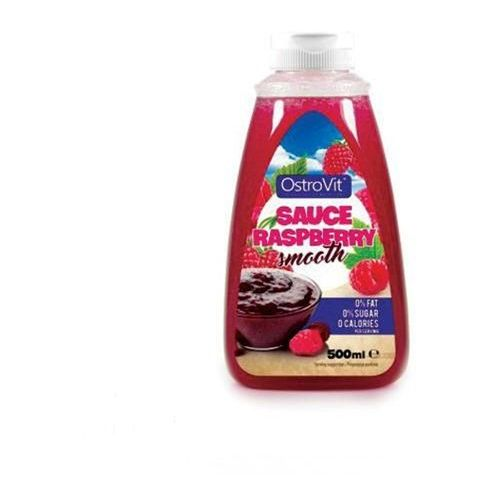 sauce raspberry smooth - 500ml marki Ostrovit