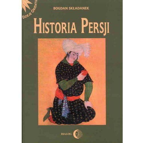 Historia Persji. Tom 2. Od najazdu arabskiego do końca XV wieku (324 str.)