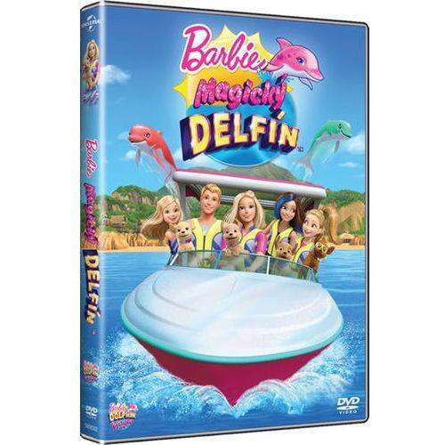 Barbie - Magický delfín - DVD neuveden