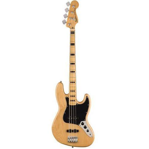 Fender squier classic vibe 70s jazz bass mn nat gitara basowa