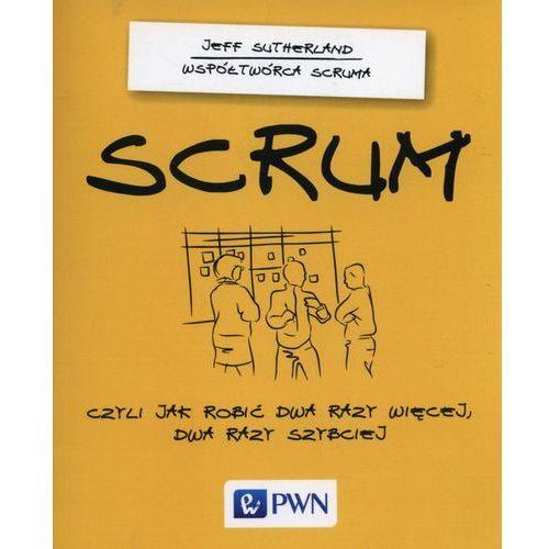 SCRUM - Sutherland Jeff (2017)